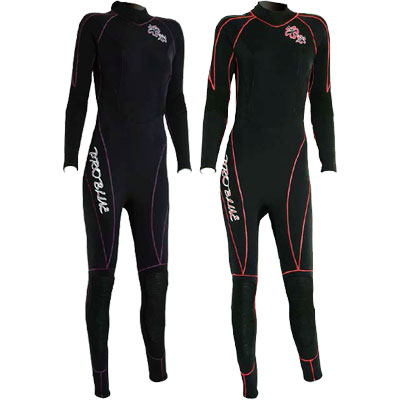 Super Stretch wetsuit 3 mm / Dames